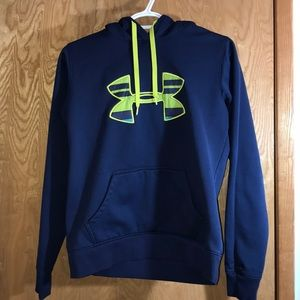 Under Armour Semi Fitted Hoodie